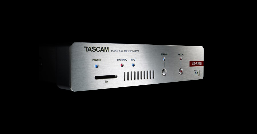 Tascam Video Streamers Can Now Transfer Three RTMP Streams Simultaneously.