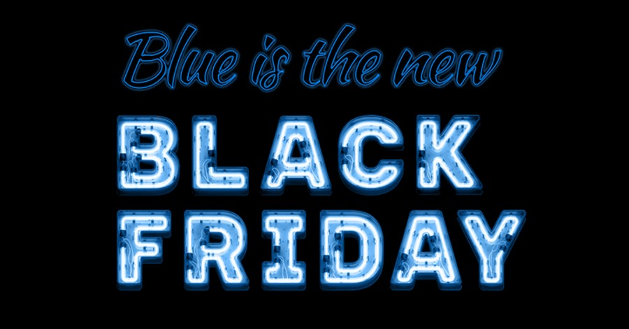 iStorm: Blue is the new... Black Friday!