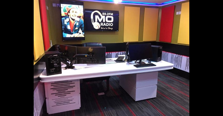 MO Radio begins broadcasting with AEQ Capitol IP console.