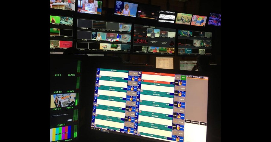 TVI use SYSTEL IP Multiconference System bringing up to 60 Coordination Channels.