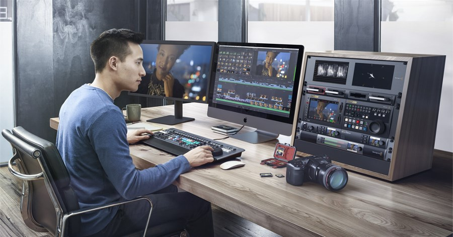 Η Blackmagic Design ανακοινώνει τo DaVinci Resolve 16.1.