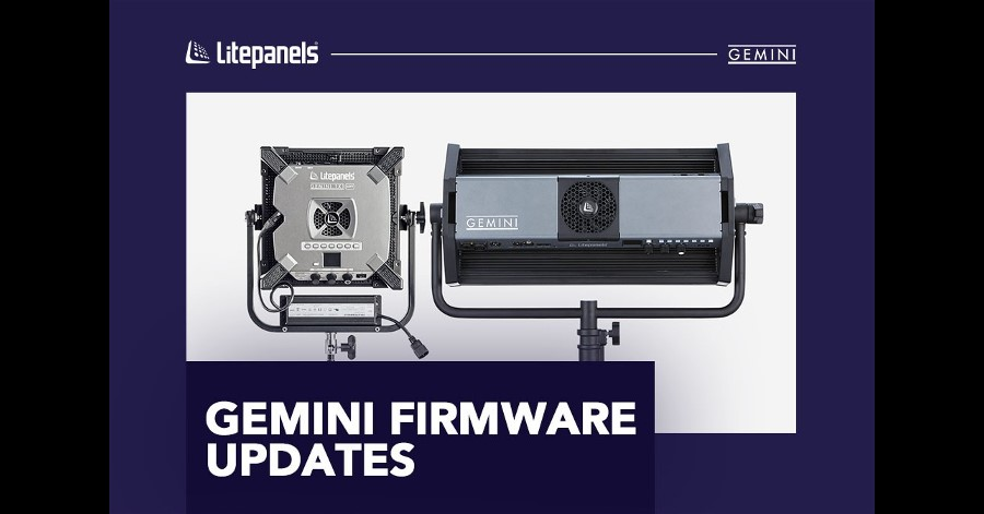 Firmware updates for Gemini 2x1 Soft & Gemini 1x1 Soft.