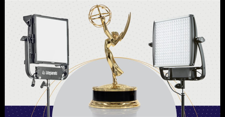 20 Years of Pioneering Development in Television Lighting Recognized with Third Prestigious Industry Award.