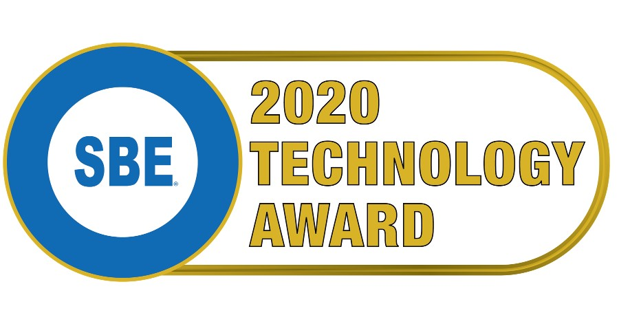 multiCAM AIRBRIDGE Wins SBE Technology Award.