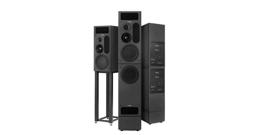 PMC Launched new Generation of IB2S Active Studio Monitors.