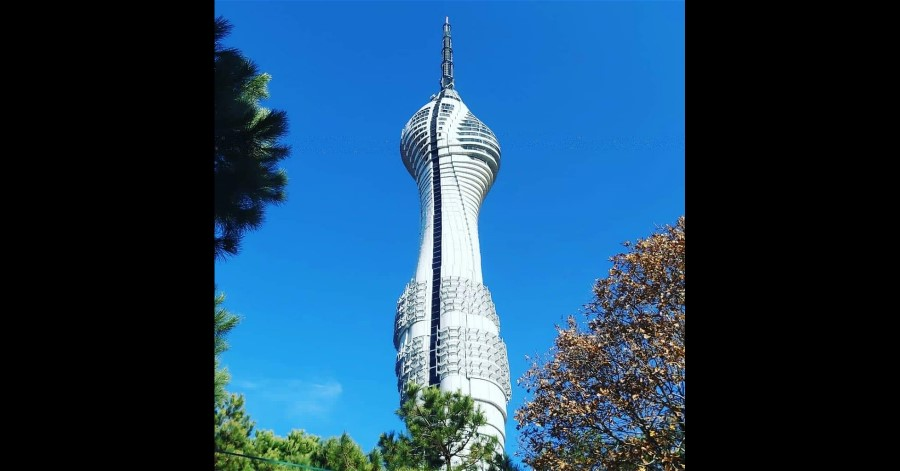 Rohde & Schwarz FM Radio Transmitters Clean Up at Istanbul's Iconic Camlica Tower.