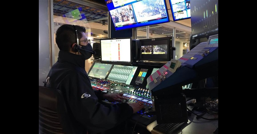 Caracol Television chooses RTS VLink virtual intercom solution.