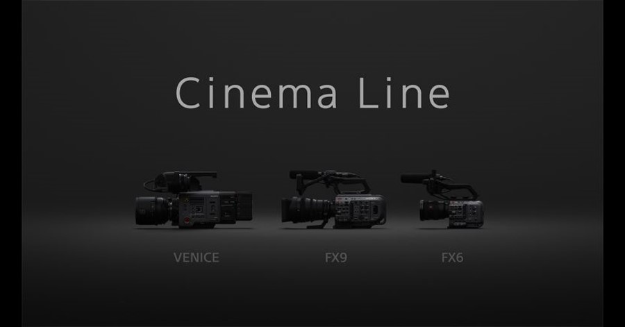 Introducing Sony Cinema Line: Expanding the camera line-up for content creators with the technology cultivated for digital cinema production.