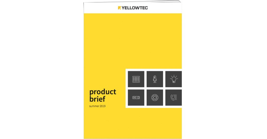 Yellowtec's Product Brief is available online.