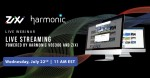 Zixi and Harmonic bolster partnership for Cloud Based Video Delivery.