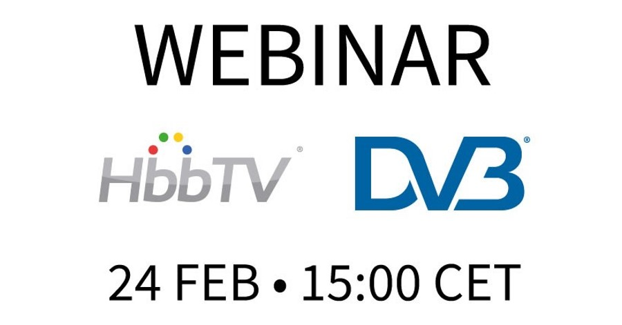DVB and HbbTV Technologies in TV Systems.