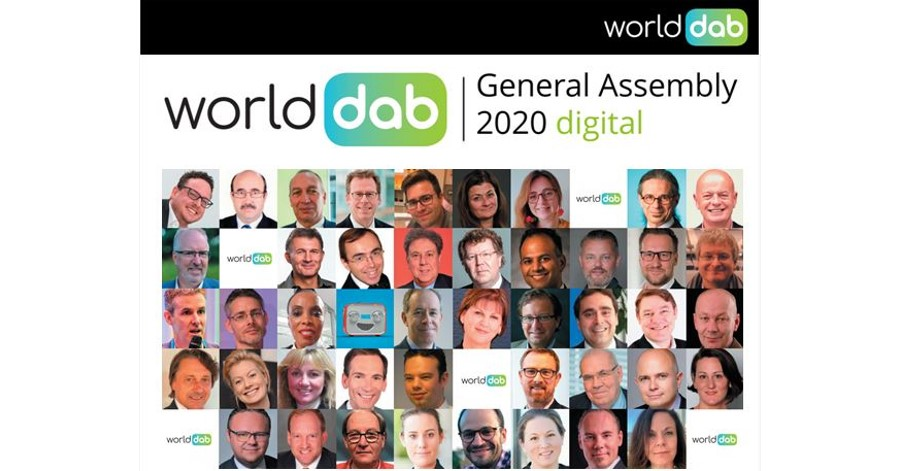Key insights from the WorldDAB General Assembly 2020.